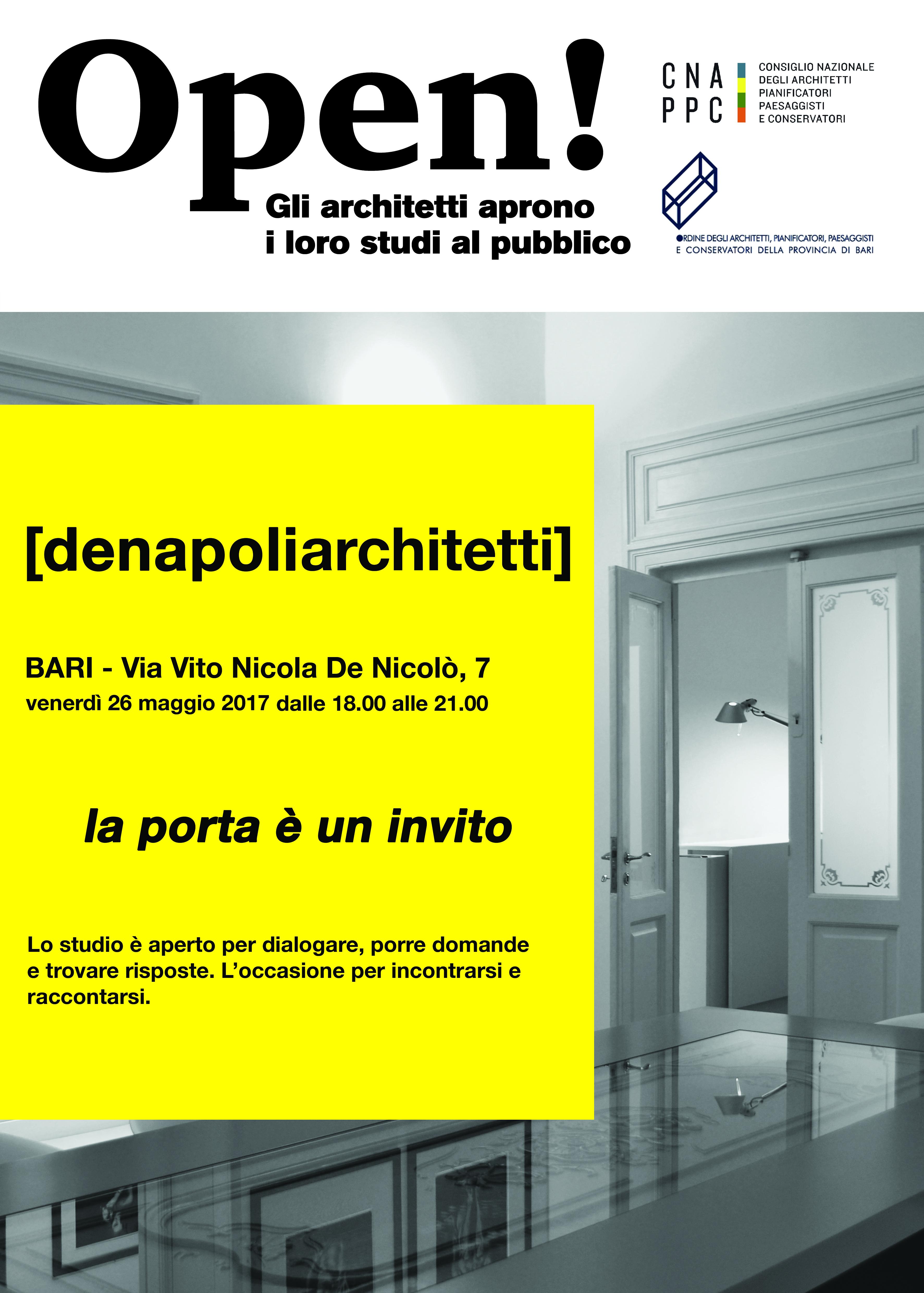 Lavoro Come Architetto Napoli denapoliarchitetti.it